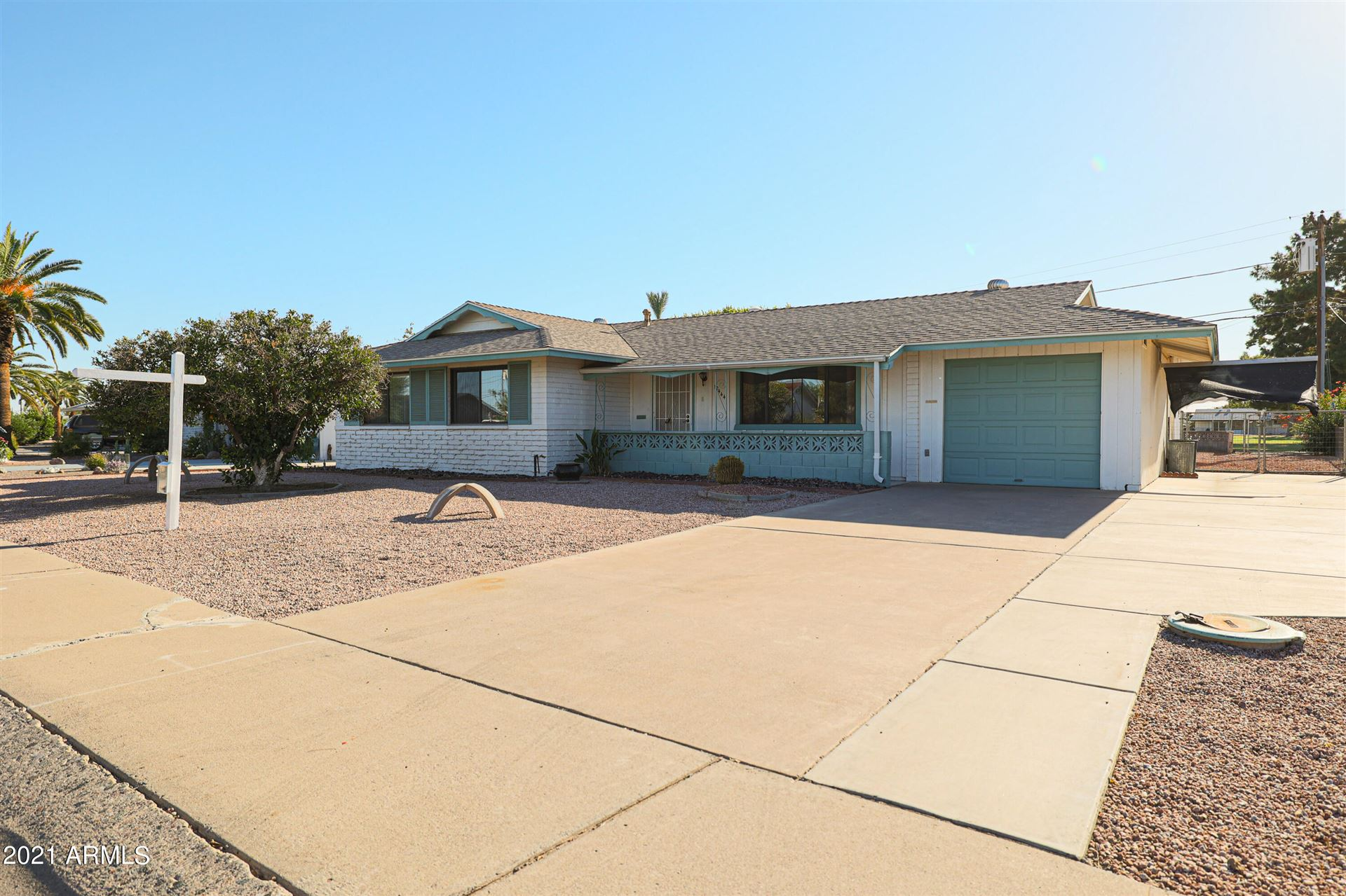 Photo of 12444 N PEBBLE BEACH Drive, Sun City, AZ 85351 (MLS # 6307202)