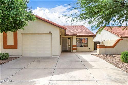 Photo of 542 S HIGLEY Road #59, Mesa, AZ 85206 (MLS # 6309203)