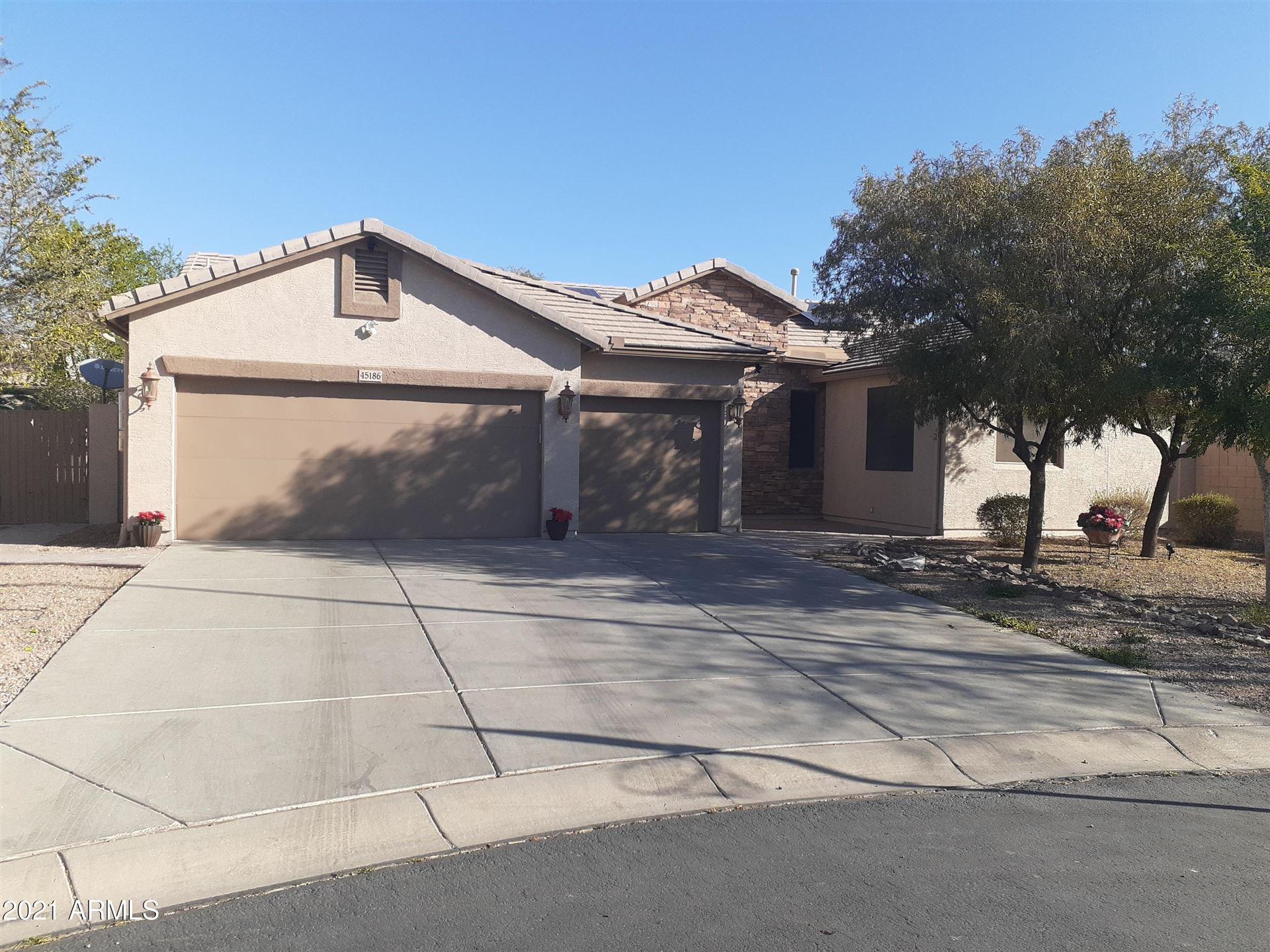 Photo of 45186 W DESERT CEDARS Lane, Maricopa, AZ 85139 (MLS # 6202203)