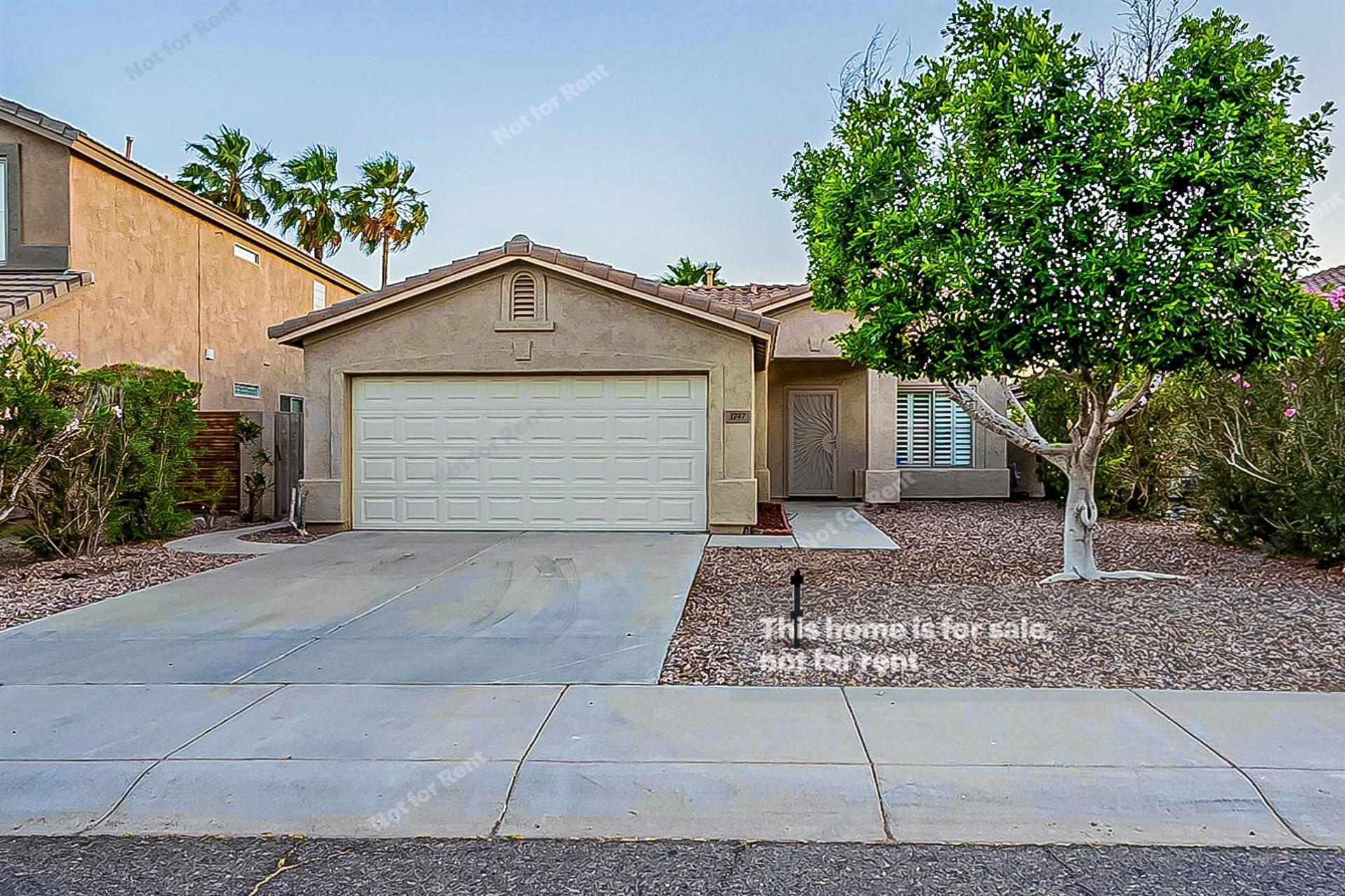 1747 W MUIRWOOD Drive, Phoenix, AZ 85045 - MLS#: 6237204