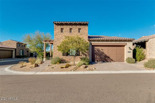 Photo of 8682 E EASTWOOD Circle, Carefree, AZ 85377 (MLS # 6189205)
