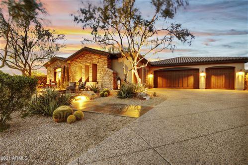 Photo of 9586 E HAVASUPAI Drive, Scottsdale, AZ 85255 (MLS # 6234205)