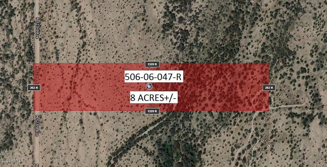 Photo of 48255 N 523rd Avenue, Aguila, AZ 85320 (MLS # 6118205)