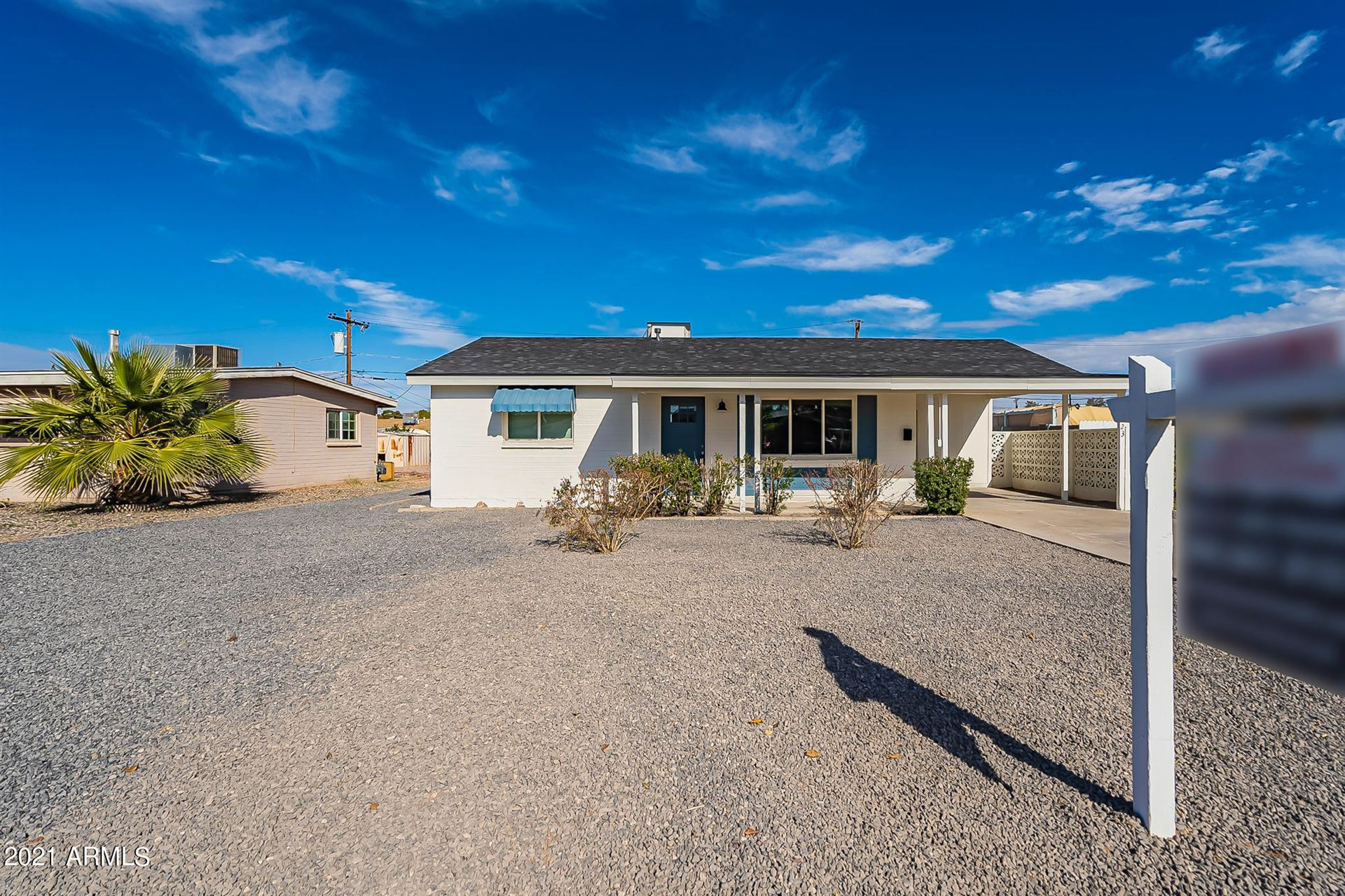 Photo of 11823 N 113TH Drive, Youngtown, AZ 85363 (MLS # 6188205)