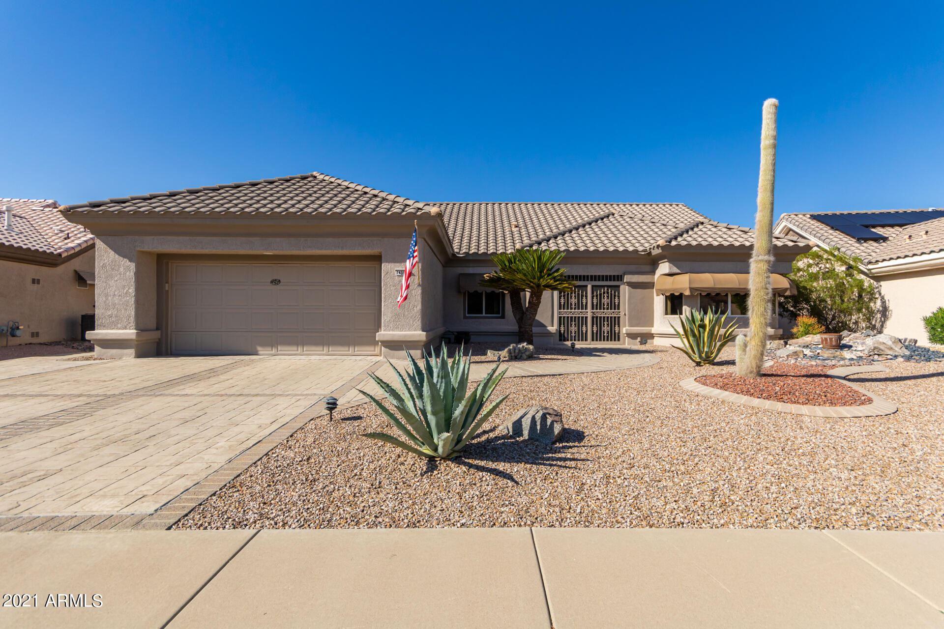 Photo of 14312 W Rico Drive, Sun City West, AZ 85375 (MLS # 6306206)