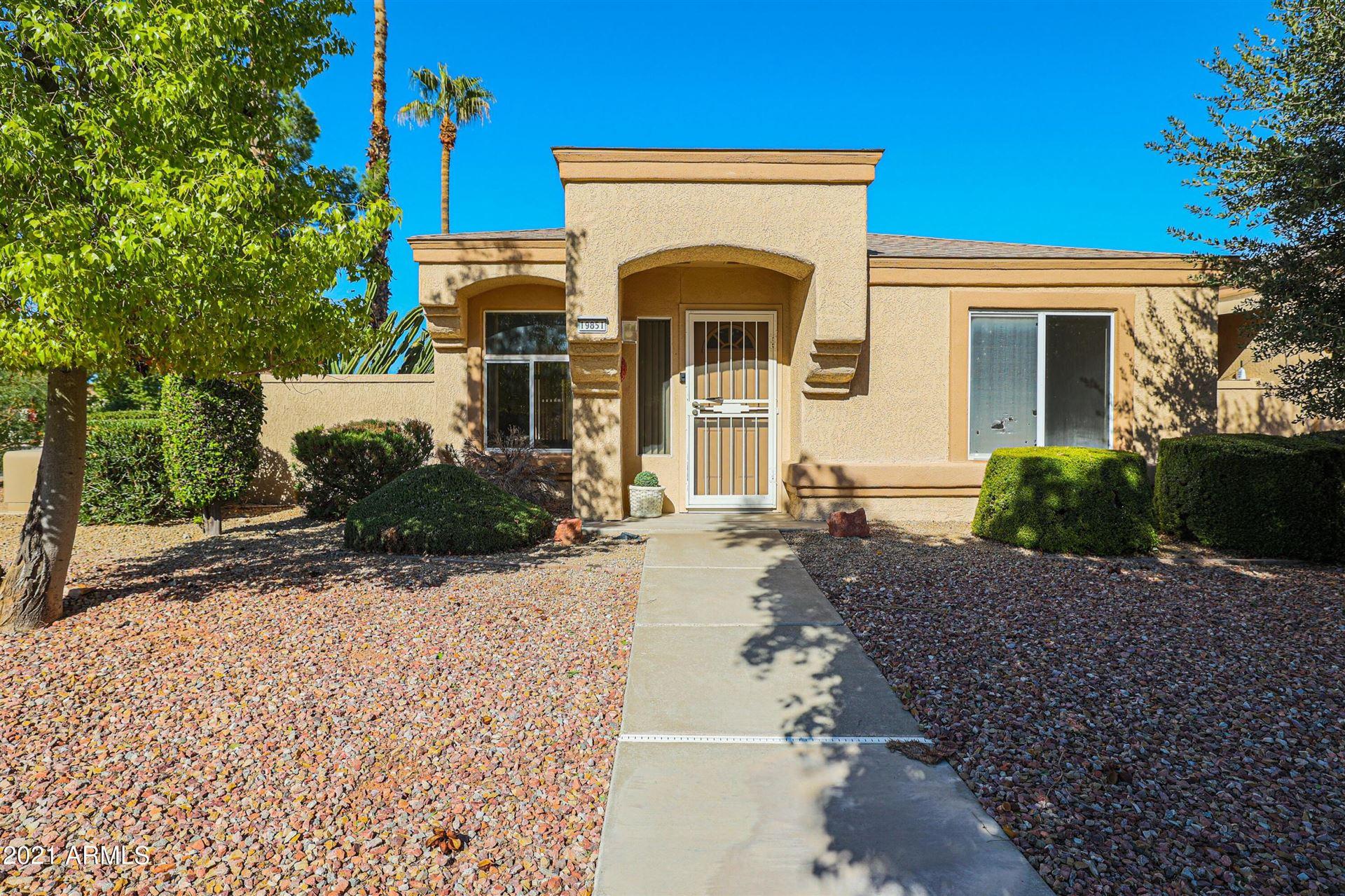 Photo of 19851 N GREENVIEW Drive, Sun City West, AZ 85375 (MLS # 6307206)