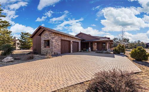 Photo of 5681 W JOHNNY MULLINS Drive, Prescott, AZ 86305 (MLS # 6032207)