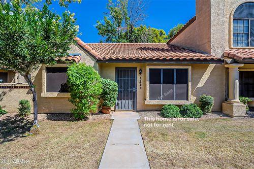 Photo of 5704 E AIRE LIBRE Avenue #1241, Scottsdale, AZ 85254 (MLS # 6298207)