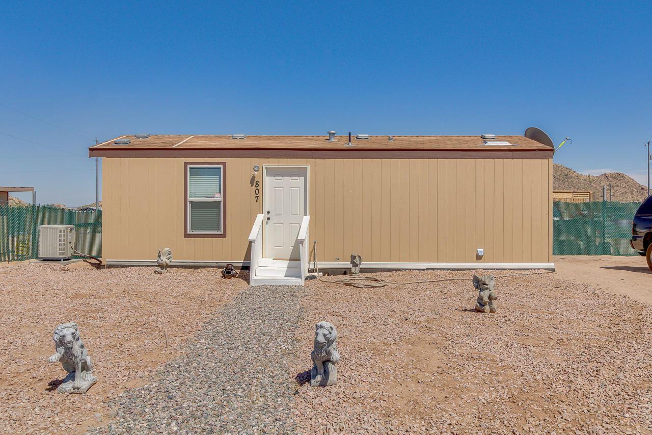 Photo for 807 S TEJON Road, Maricopa, AZ 85139 (MLS # 6226207)