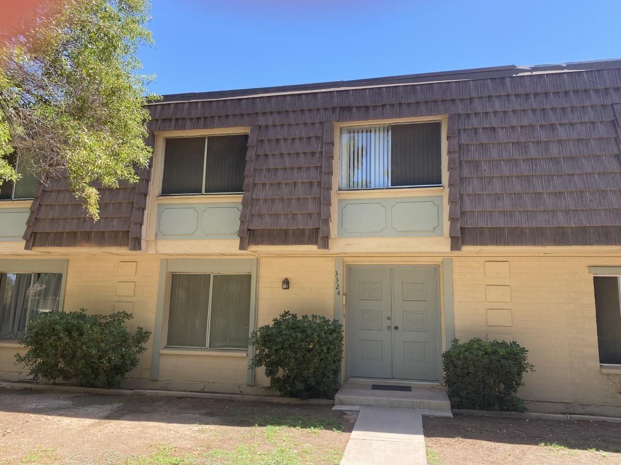 Photo of 3324 S JUNIPER Street, Tempe, AZ 85282 (MLS # 6232207)