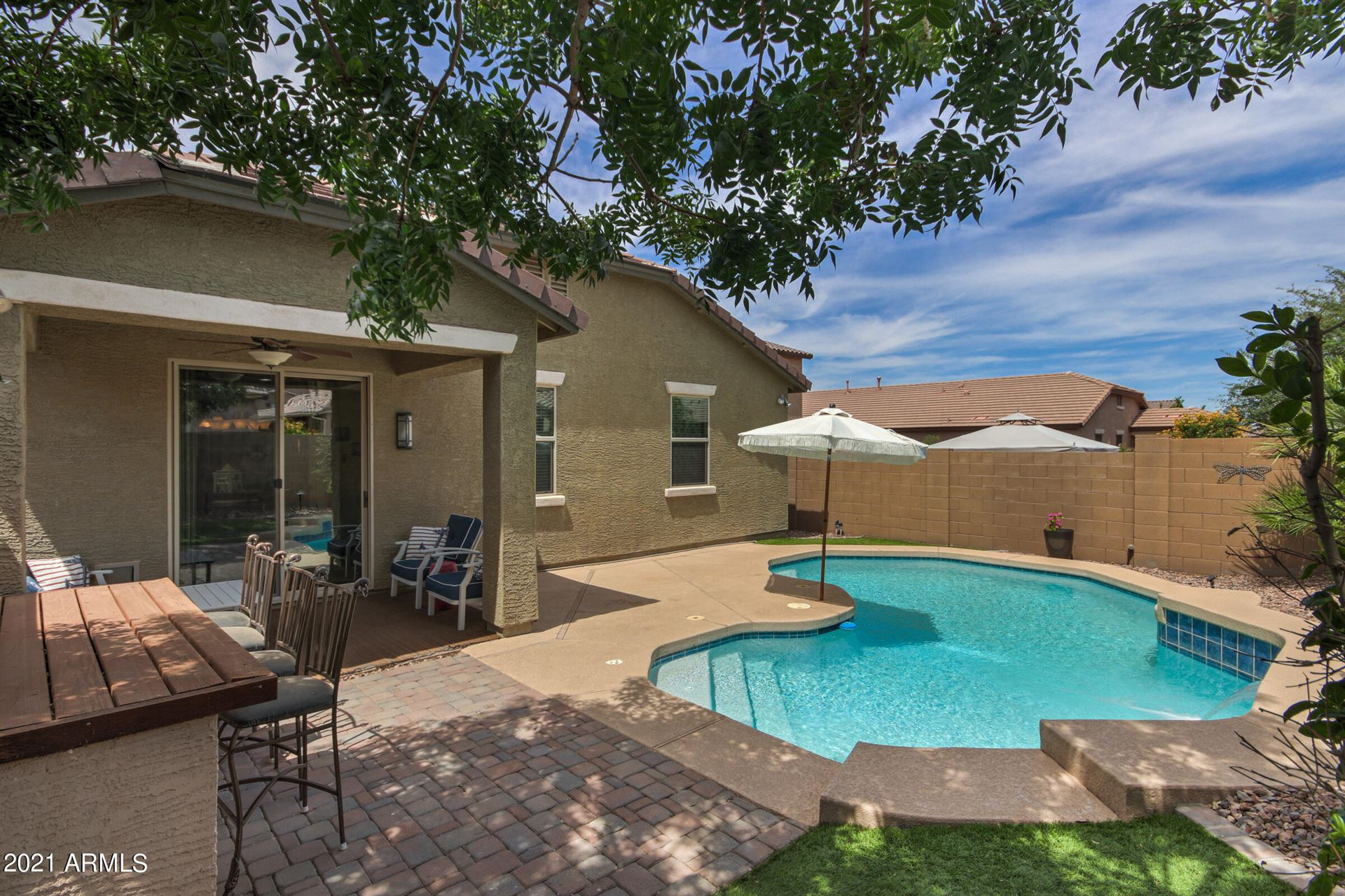 Photo of 4581 W Kirkland Avenue, San Tan Valley, AZ 85142 (MLS # 6249207)