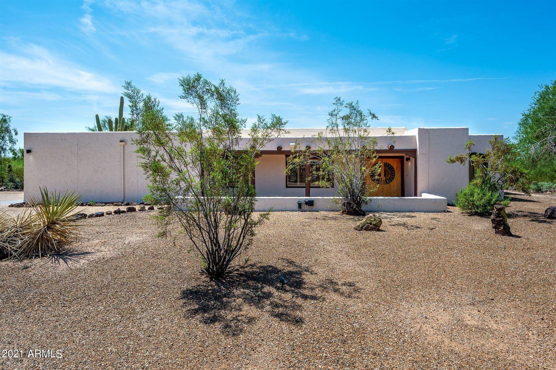 Photo of 8127 E VIA DEL SOL Drive, Scottsdale, AZ 85255 (MLS # 6270207)