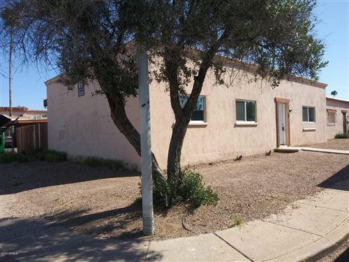 Photo of 4625 W THOMAS Road #54, Phoenix, AZ 85031 (MLS # 6062208)
