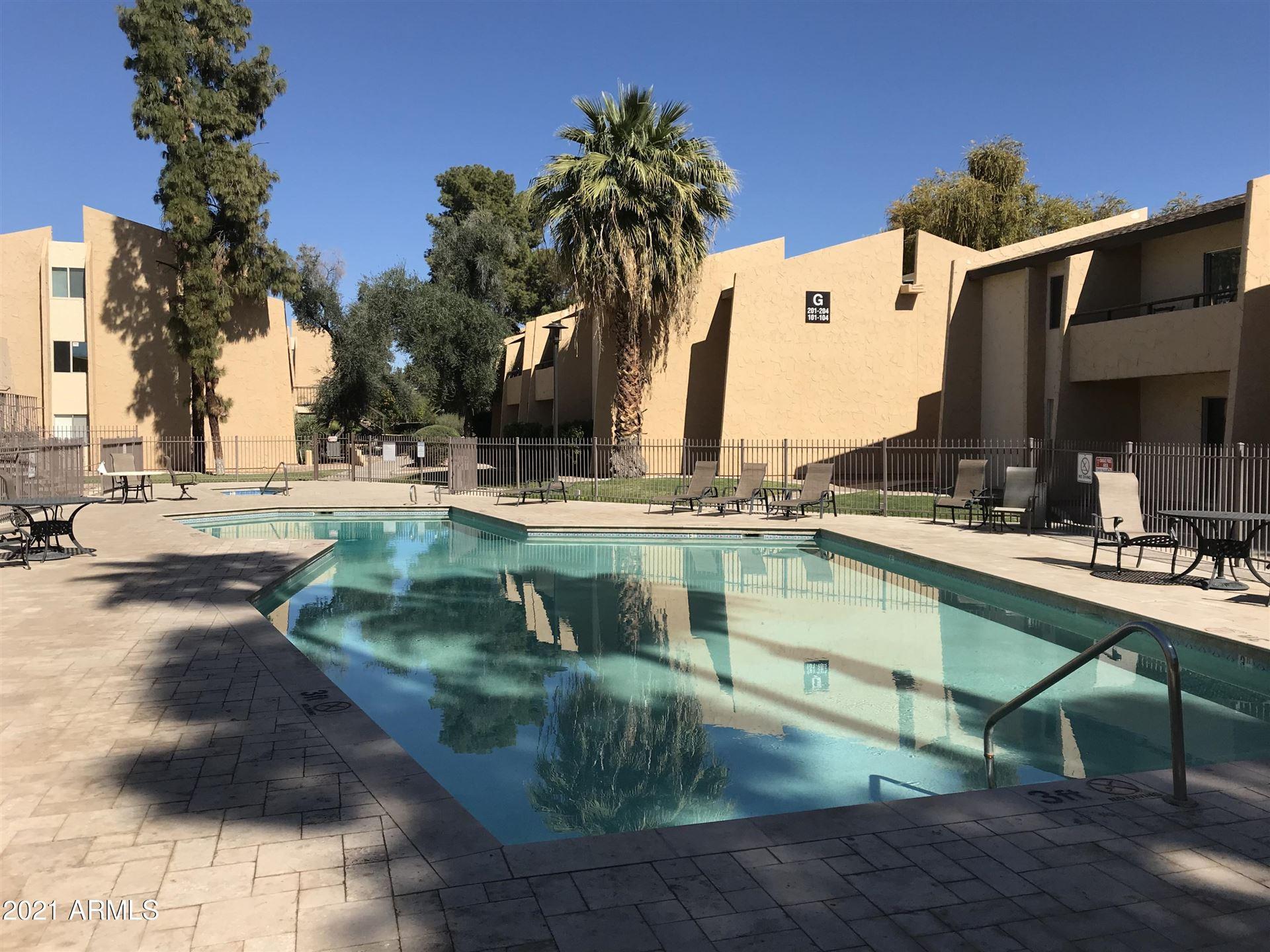 8055 E THOMAS Road #G103, Scottsdale, AZ 85251 - MLS#: 6173208
