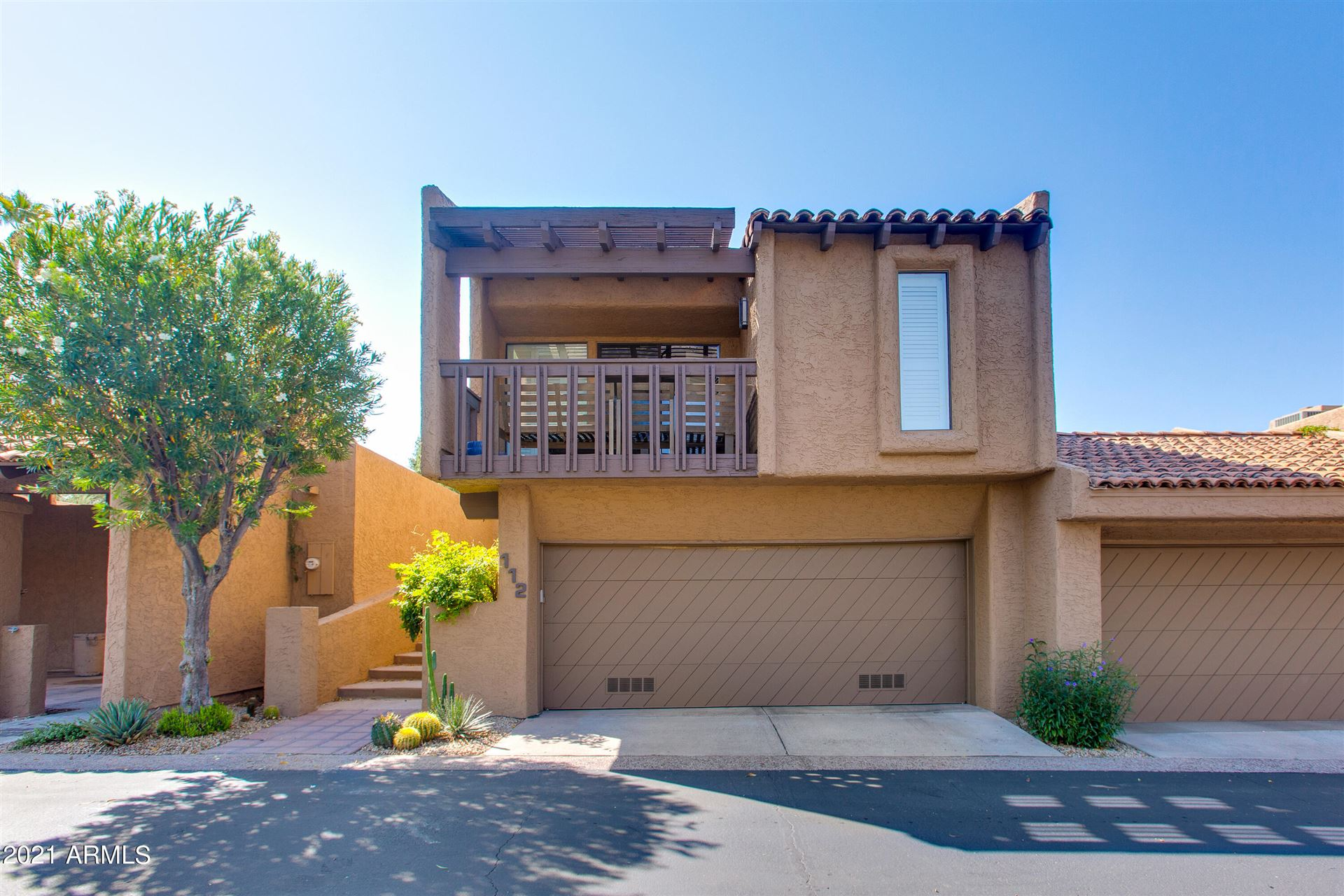 4446 E CAMELBACK Road #112, Phoenix, AZ 85018 - MLS#: 6299208