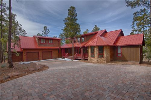 Photo of 3540 W SENNA Lane, Show Low, AZ 85901 (MLS # 6035209)
