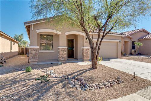 Photo of 20729 N MARQUEZ Drive, Maricopa, AZ 85138 (MLS # 6132209)