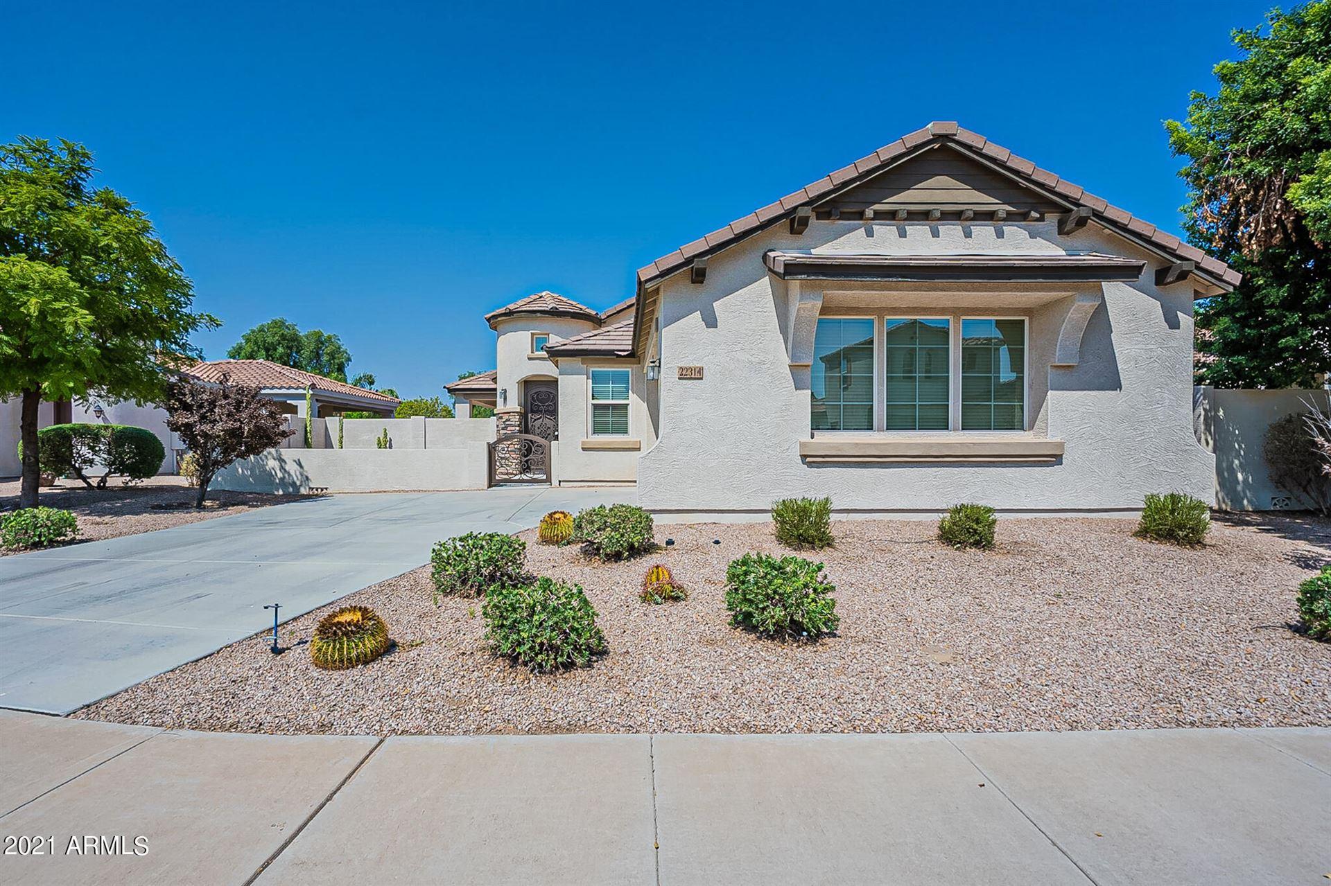 Photo of 22314 E CHERRYWOOD Drive, Queen Creek, AZ 85142 (MLS # 6295209)
