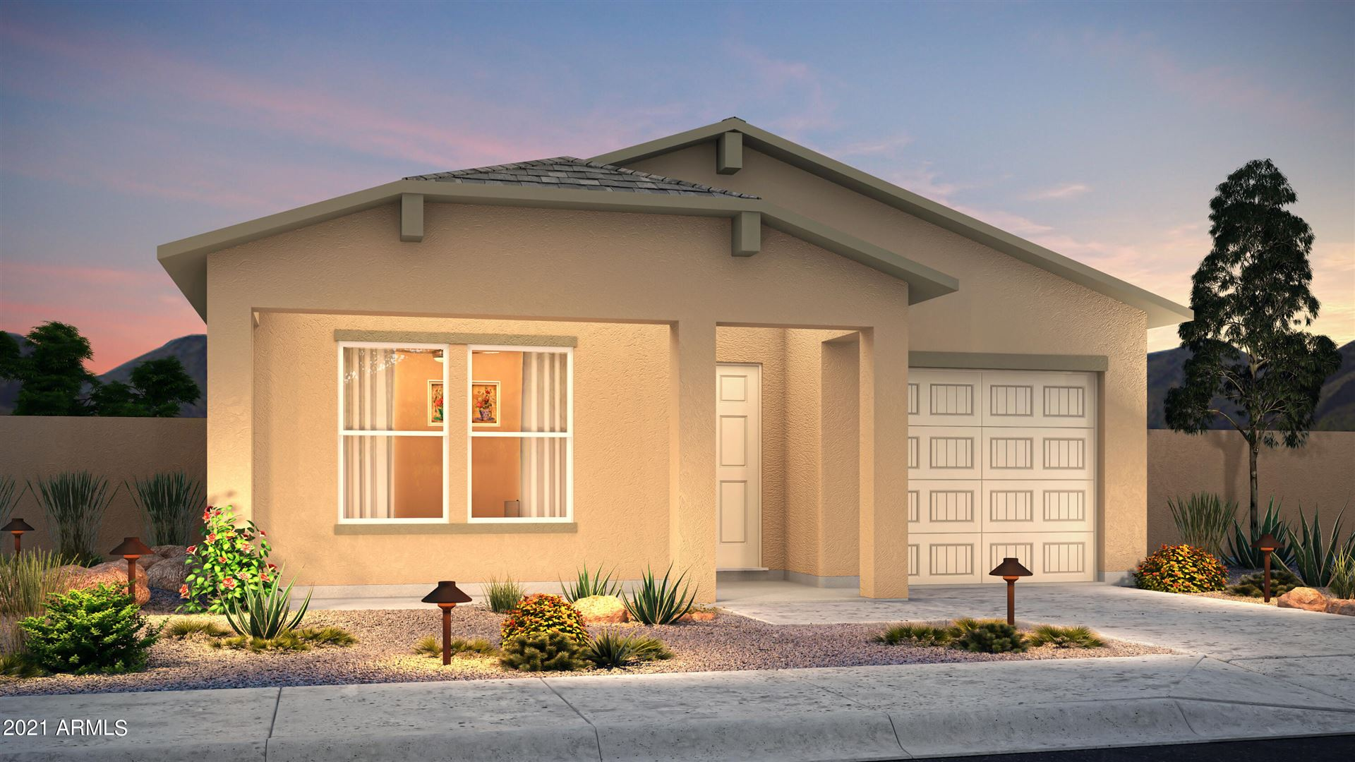 Photo of 509 Cahan Drive, Morristown, AZ 85342 (MLS # 6299209)