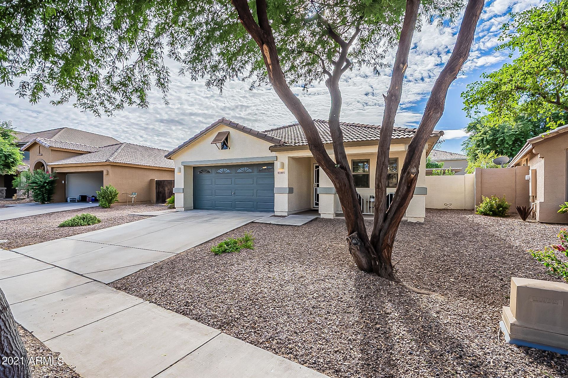 Photo of 3887 E CLOUDBURST Drive, Gilbert, AZ 85297 (MLS # 6306209)