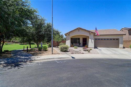 Photo of 14656 N 159TH Drive, Surprise, AZ 85379 (MLS # 6100210)