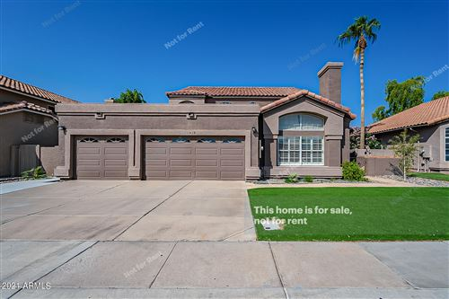 Photo of 1418 N SAILORS Way, Gilbert, AZ 85234 (MLS # 6294210)