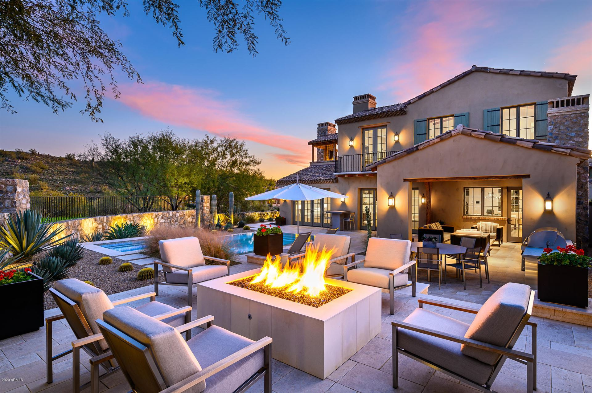 Photo of 18903 N SILVERLEAF Drive, Scottsdale, AZ 85255 (MLS # 6208210)