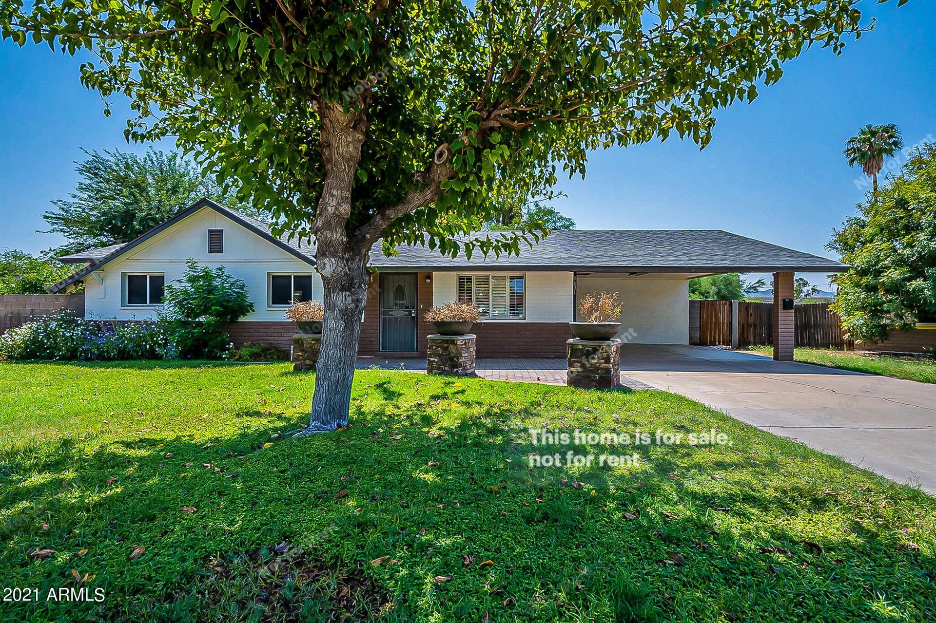 Photo of 1631 W INVERNESS Drive, Tempe, AZ 85282 (MLS # 6295211)