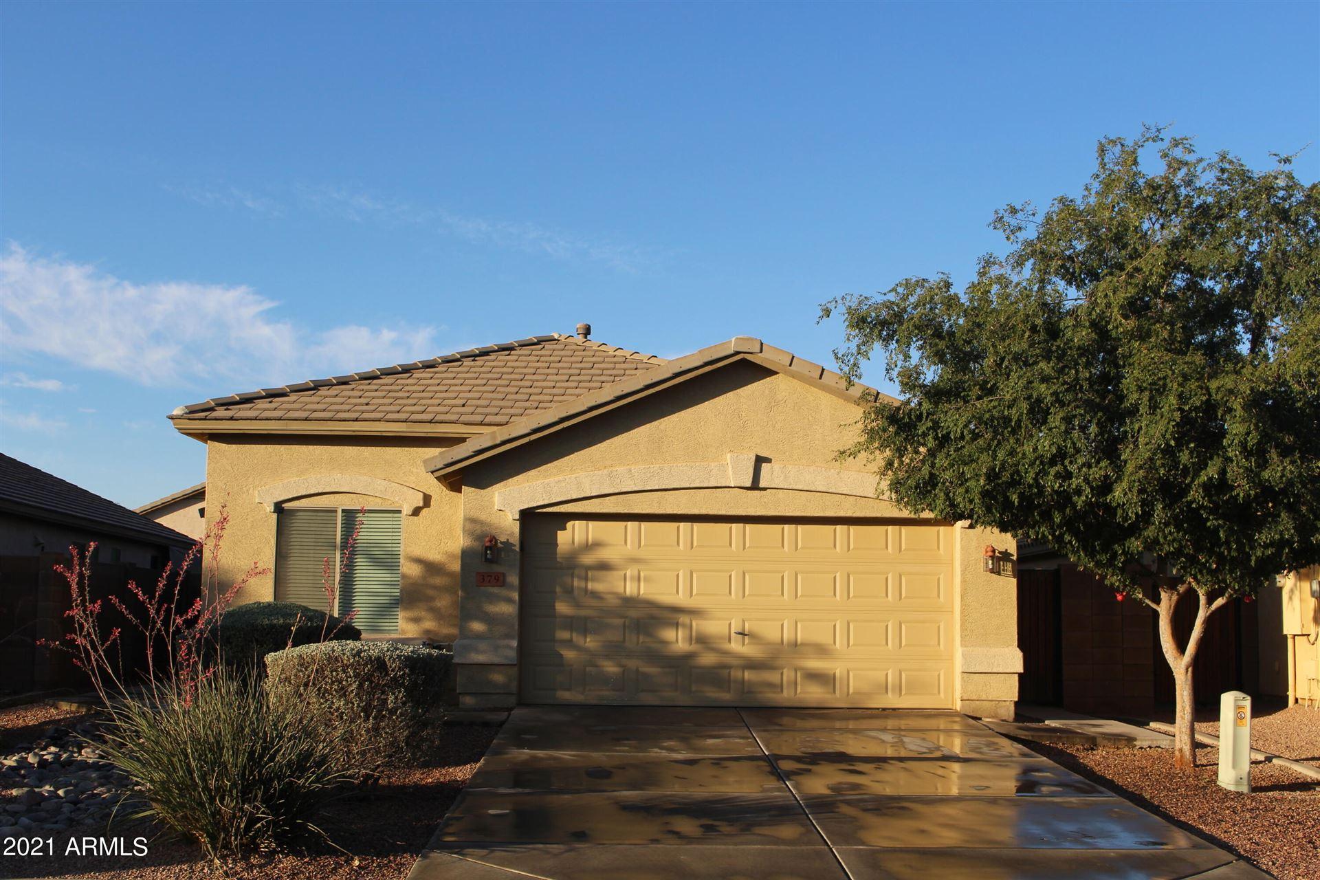 Photo of 379 W HOLSTEIN Trail, San Tan Valley, AZ 85143 (MLS # 6249212)