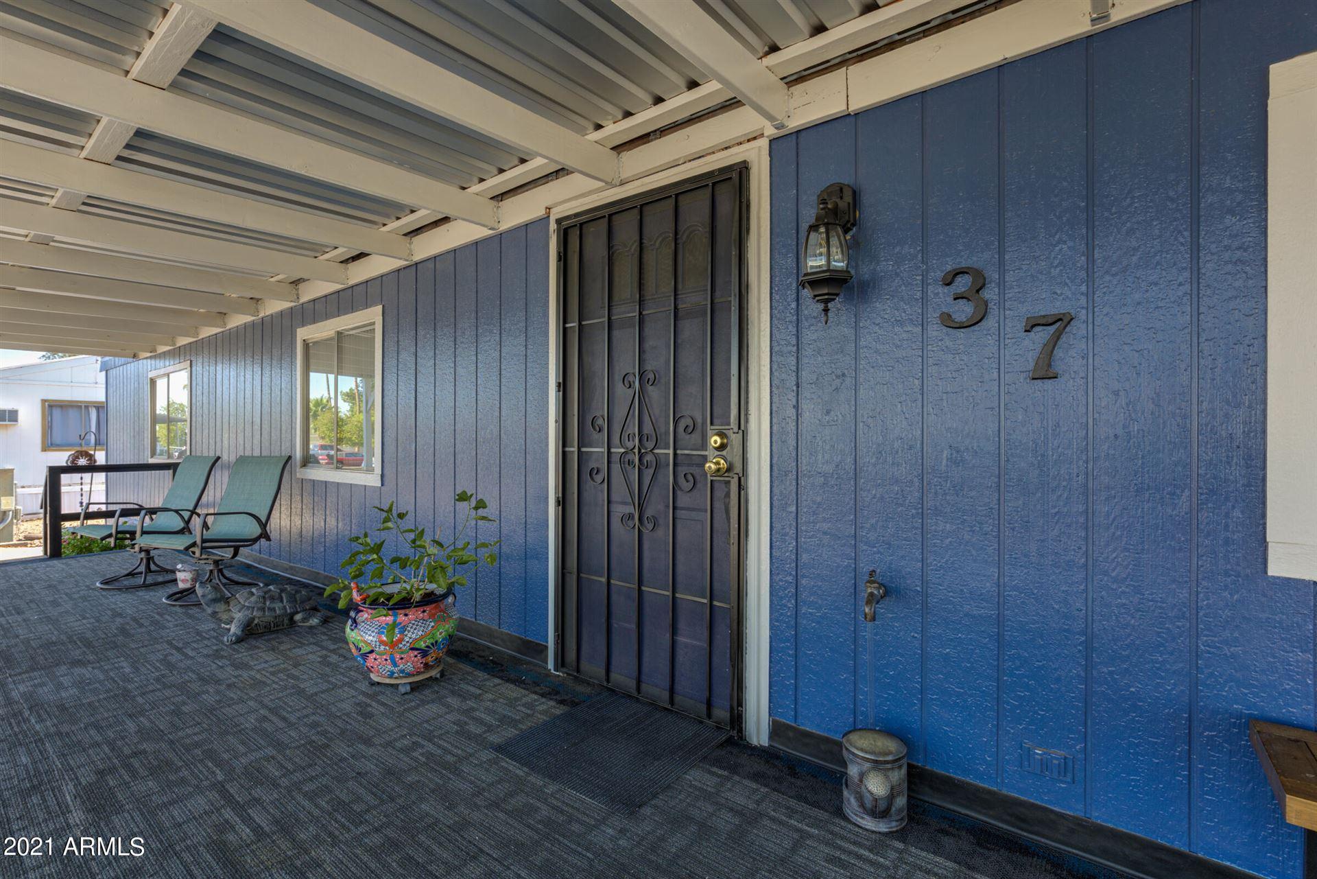 19602 N 32nd Street #37, Phoenix, AZ 85050 - MLS#: 6261212