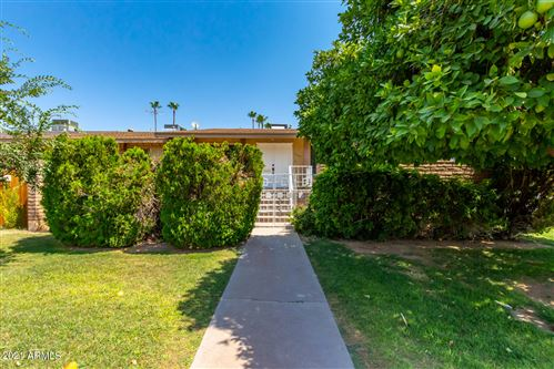 Photo of 7640 E CAMELBACK Road, Scottsdale, AZ 85251 (MLS # 6253213)