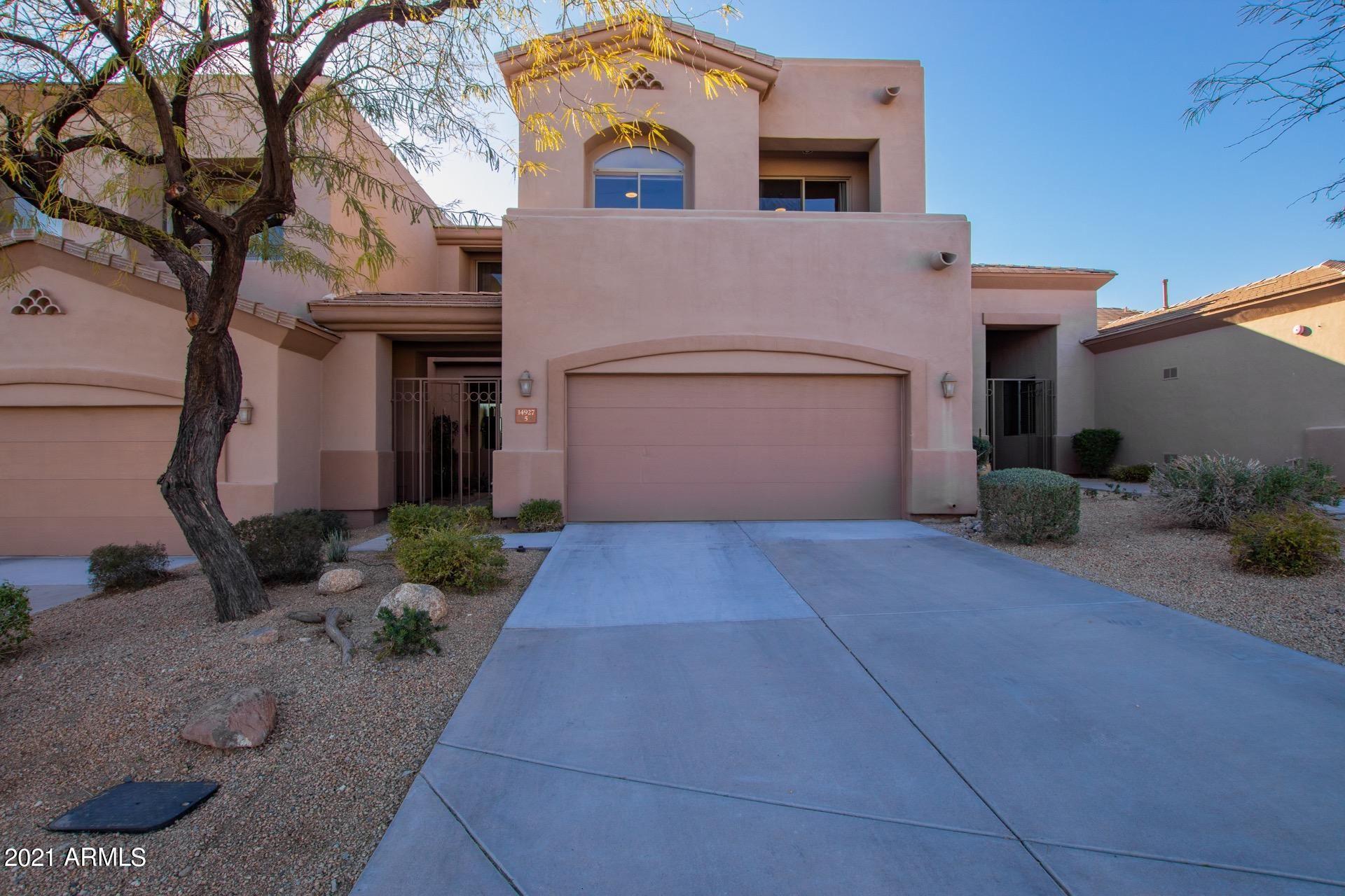 Photo of 14927 E DESERT WILLOW Drive #5, Fountain Hills, AZ 85268 (MLS # 6197213)