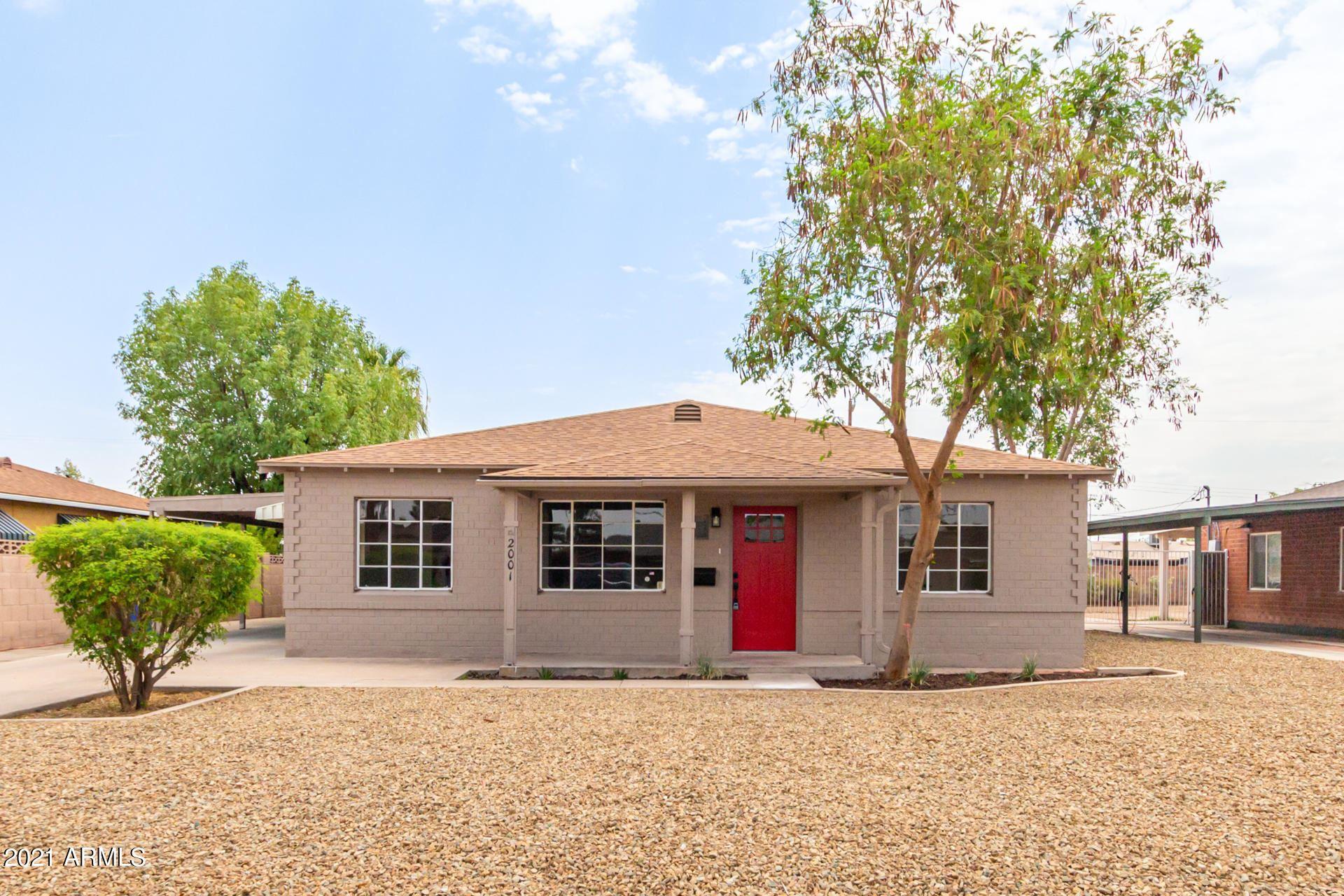 2001 W Flower Street, Phoenix, AZ 85015 - MLS#: 6266213