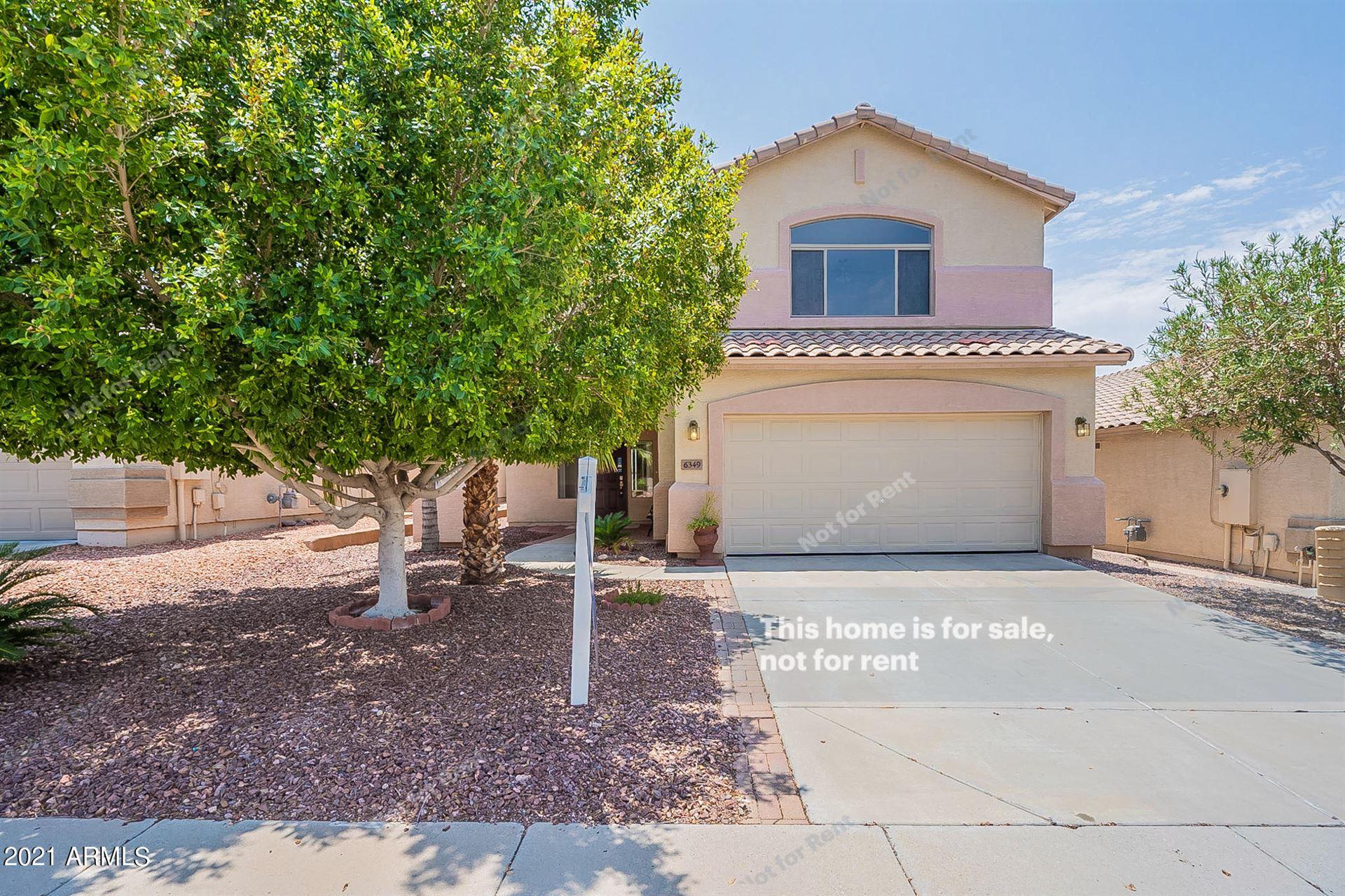 6349 W DESERT HOLLOW Drive, Phoenix, AZ 85083 - MLS#: 6268214