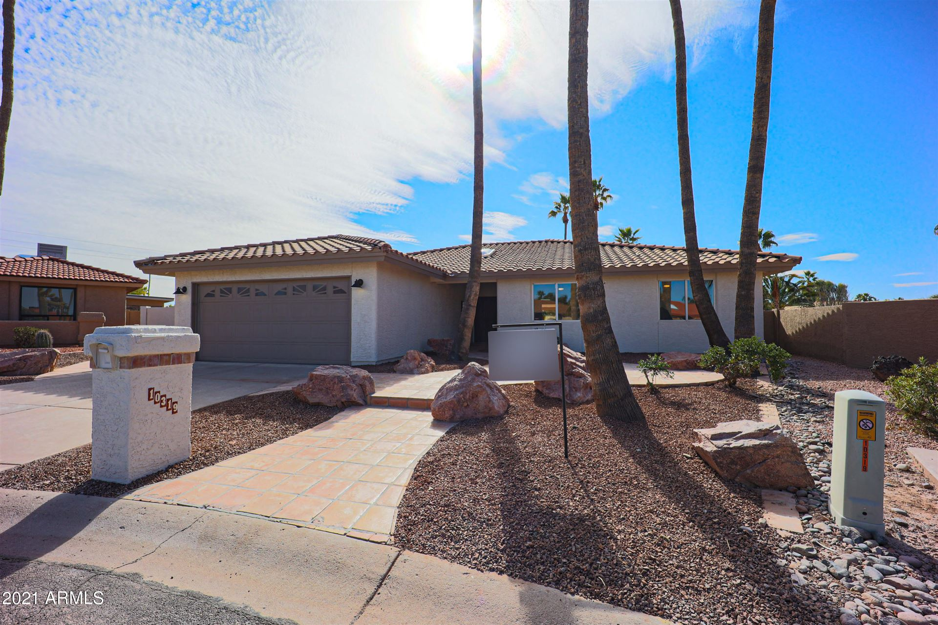 Photo of 10319 E Twilight Court #18, Sun Lakes, AZ 85248 (MLS # 6194215)