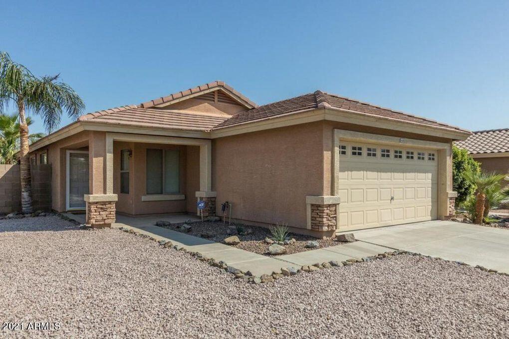 Photo of 16680 W STATLER Street, Surprise, AZ 85388 (MLS # 6232215)