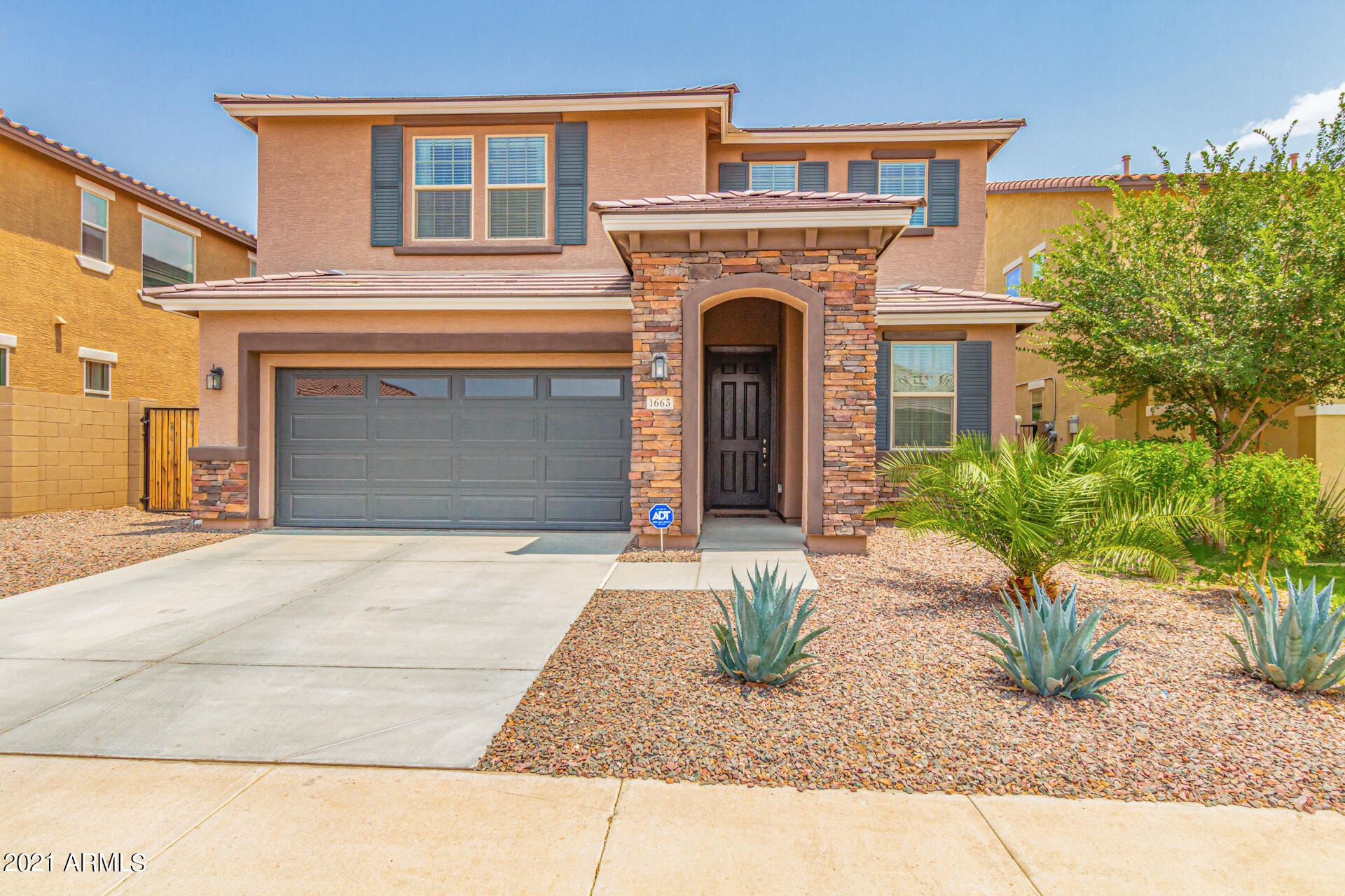 Photo of 1663 N 212Th Drive, Buckeye, AZ 85396 (MLS # 6269215)