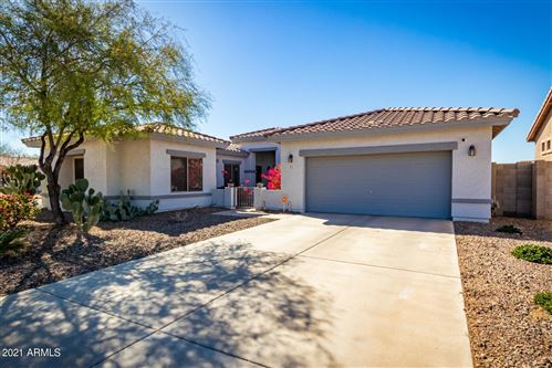 Photo of 5416 S 54TH Avenue, Laveen, AZ 85339 (MLS # 6197216)