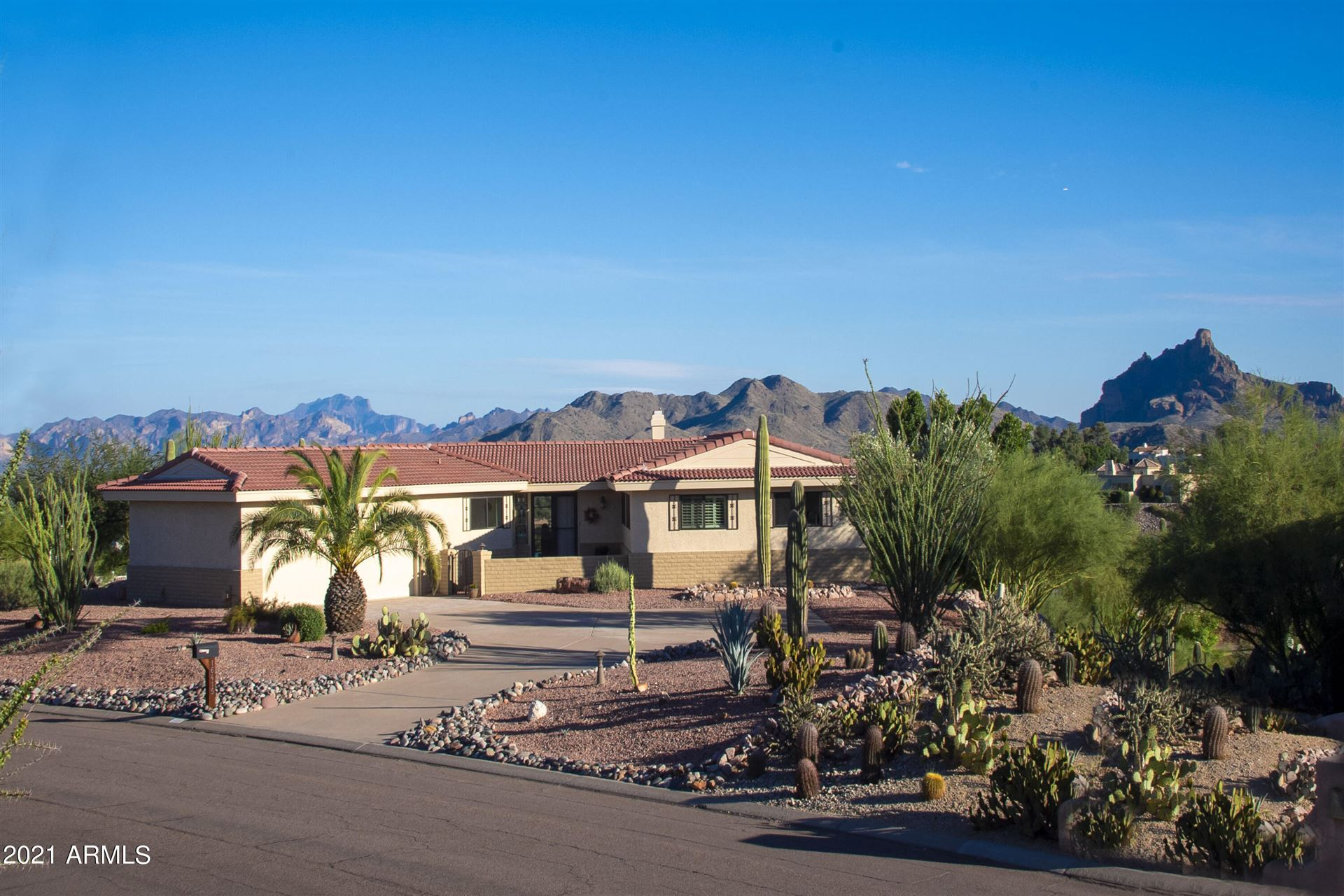 Photo of 16415 E INCA Avenue, Fountain Hills, AZ 85268 (MLS # 6306216)
