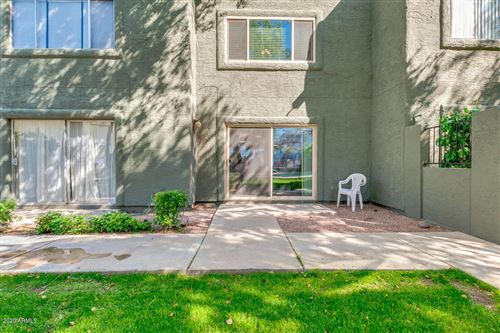 Photo of 122 S HARDY Drive #25, Tempe, AZ 85281 (MLS # 6058217)