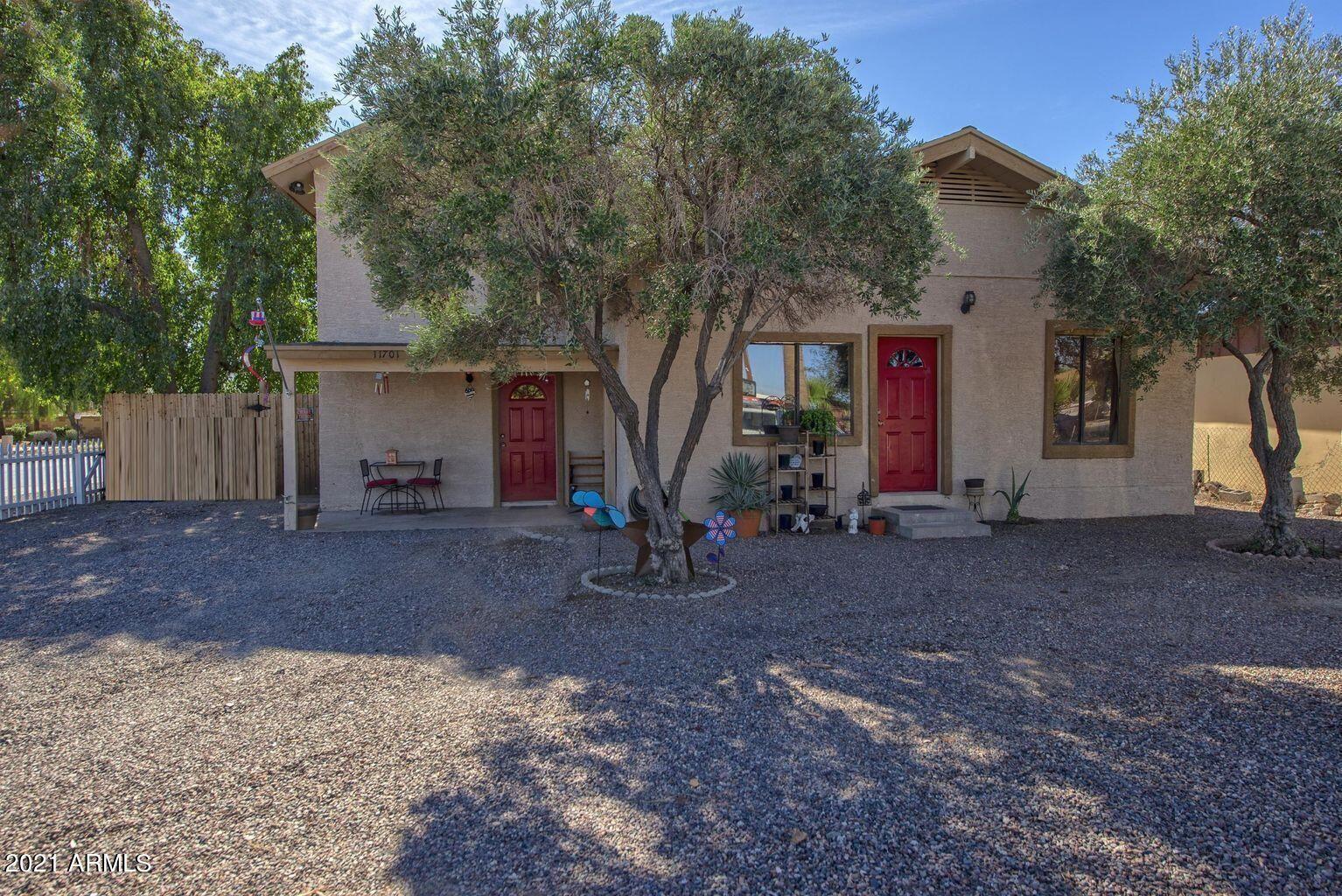Photo of 11701 W RIVER Road, El Mirage, AZ 85335 (MLS # 6263217)