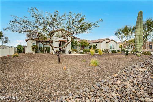 Photo of 5632 E RANCHO TIERRA Drive, Cave Creek, AZ 85331 (MLS # 6199218)