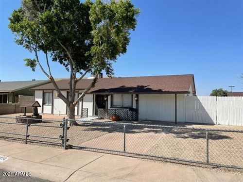 Photo of 2834 N 65TH Drive, Phoenix, AZ 85035 (MLS # 6298218)