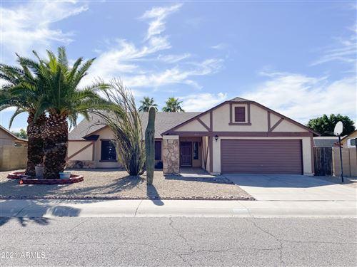 Photo of 4133 W SAINT JOHN Road, Glendale, AZ 85308 (MLS # 6311218)