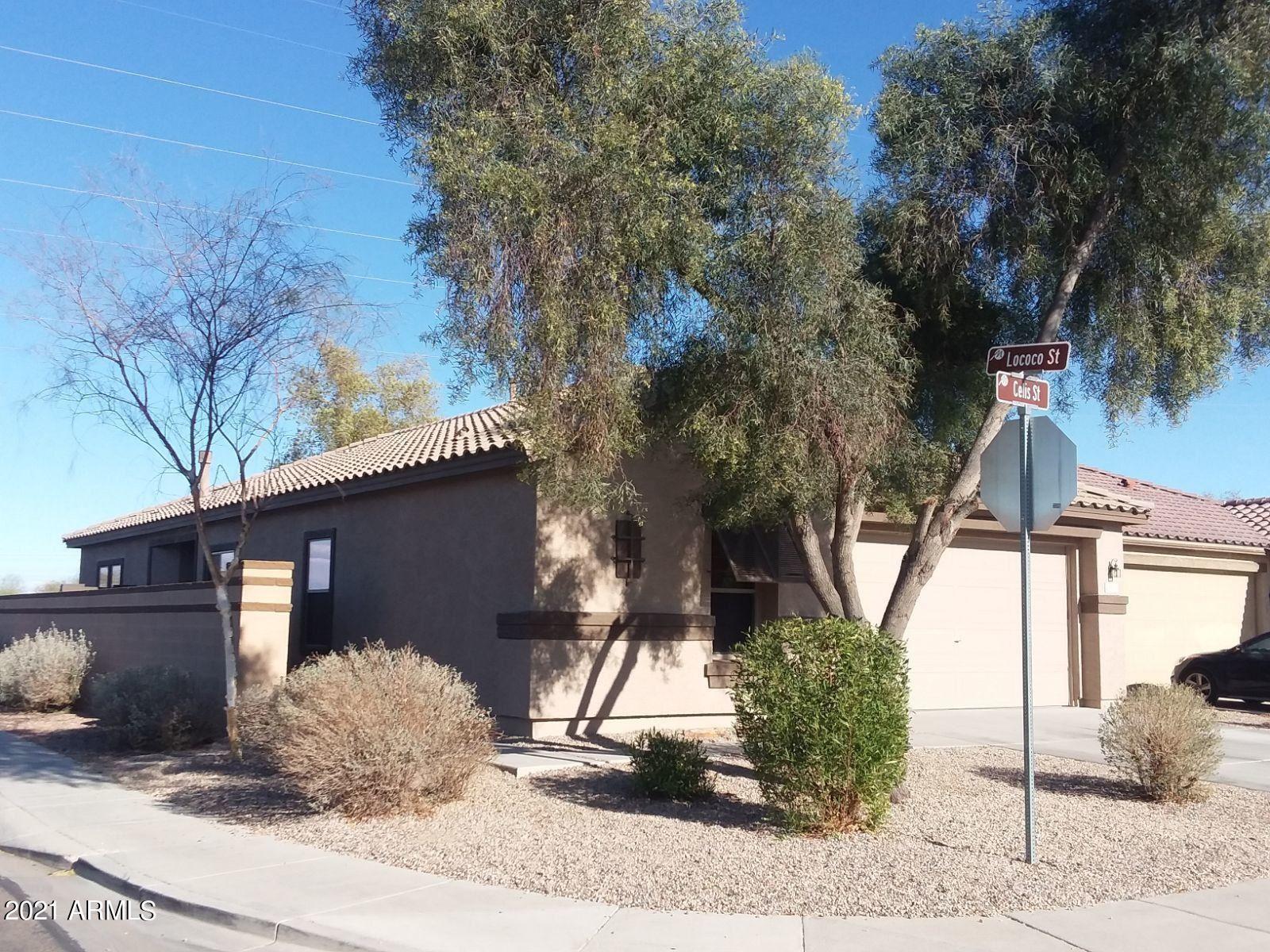 Photo for 18615 N CELIS Street, Maricopa, AZ 85138 (MLS # 6196219)