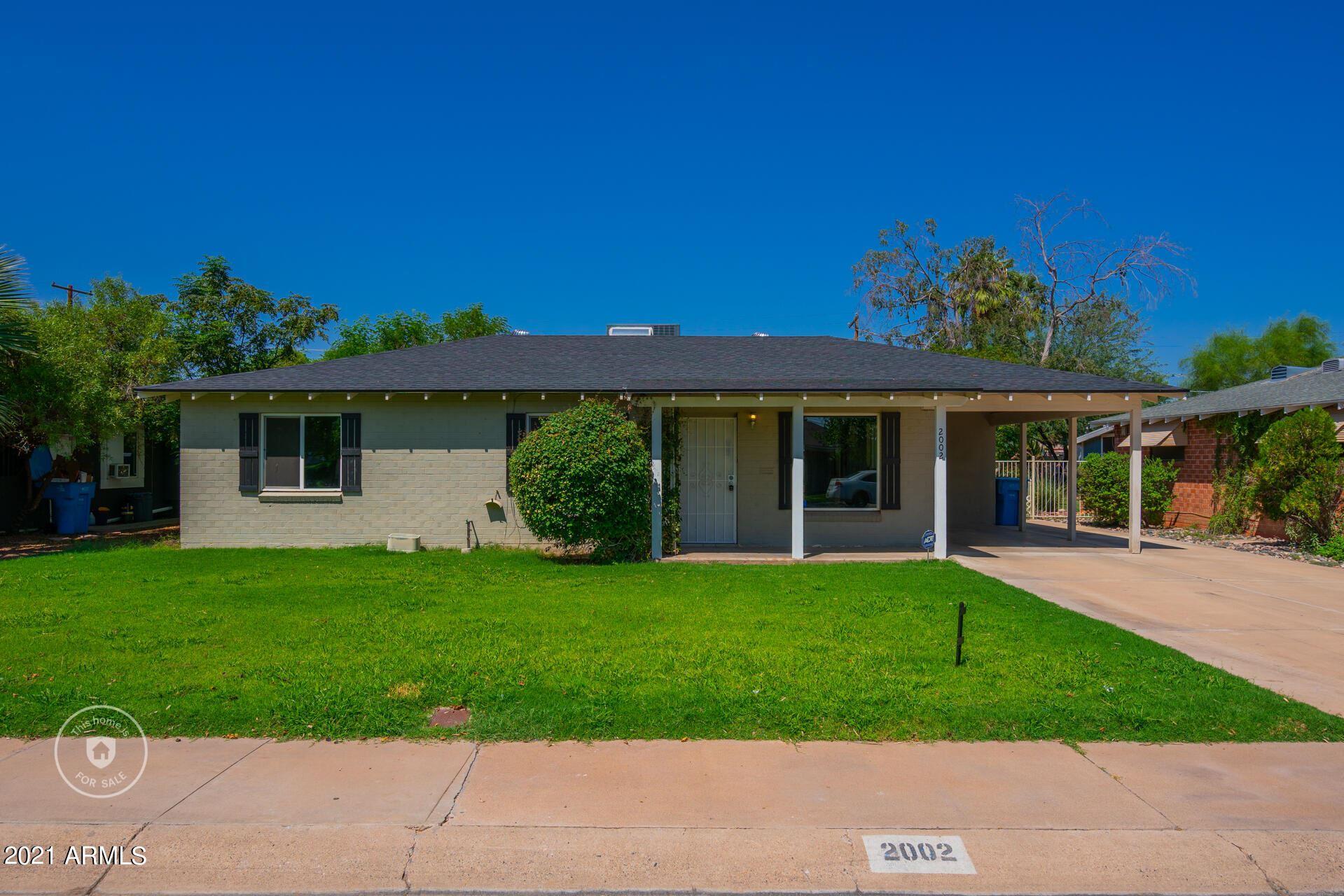 2002 W CLARENDON Avenue, Phoenix, AZ 85015 - MLS#: 6291220