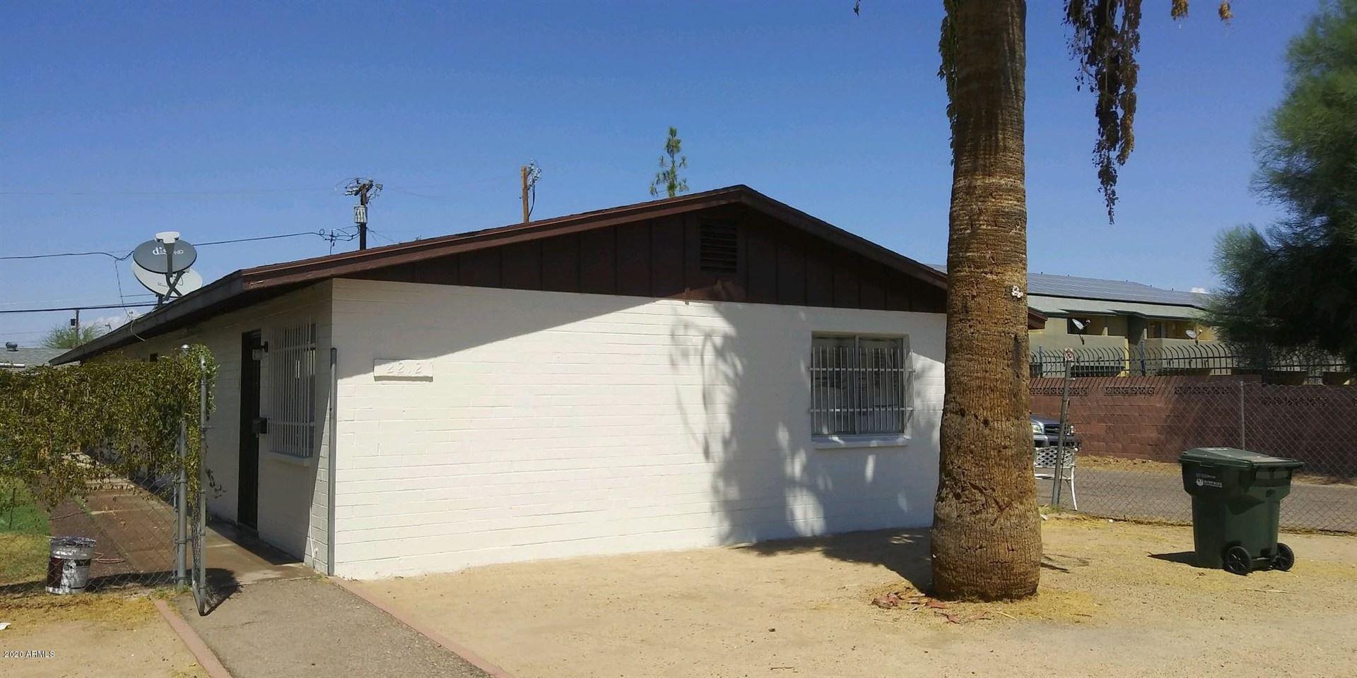 2212 E PIERCE Street, Phoenix, AZ 85006 - MLS#: 6126221