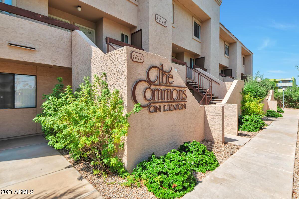 1215 E LEMON Street #205, Tempe, AZ 85281 - MLS#: 6270221