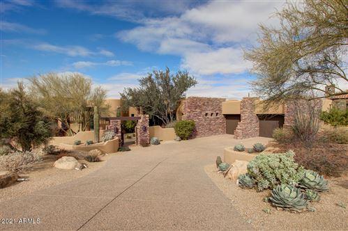 Photo of 10302 E Running Deer Trail #140, Scottsdale, AZ 85262 (MLS # 6185222)
