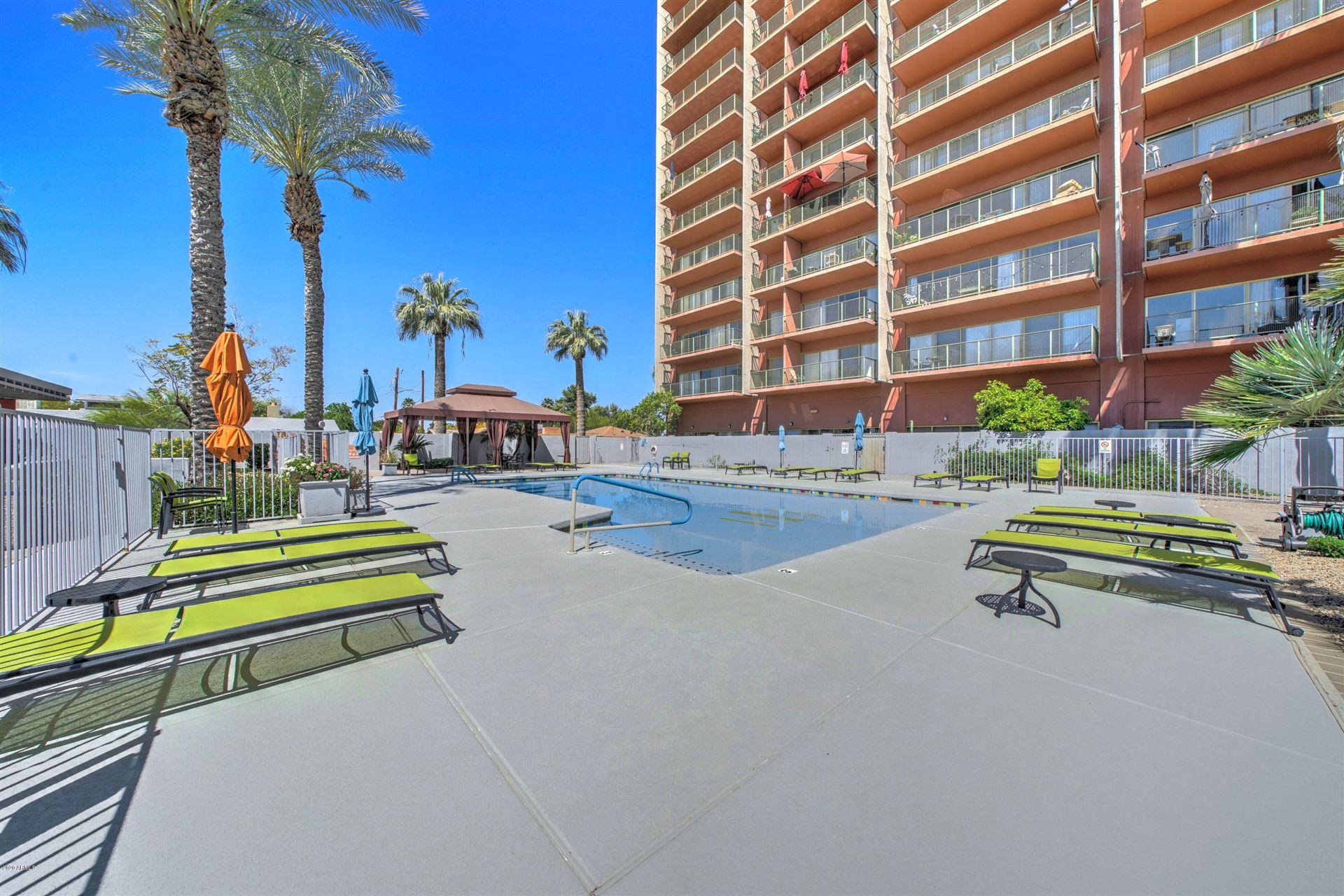 4750 N CENTRAL Avenue #5R, Phoenix, AZ 85012 - MLS#: 6179222